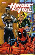 Luke Cage, Iron Fist and the Heroes for Hire TPB (2016 Marvel) 2-1ST