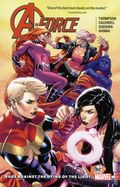 A-Force TPB (2015-2017 Marvel) 2-1ST