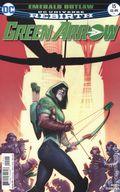 Green Arrow (2016 5th Series) 15A