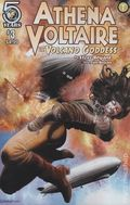 Athena Voltaire and the Volcano Goddess (2016 Action Lab) 3B