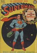 Superman (1939 1st Series) Canadian Price Variant 53