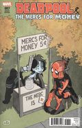 Deadpool and the Mercs for Money (2016 Marvel 2nd Series) 7B