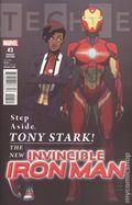Invincible Iron Man (2016 3rd Series) 3B