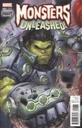 Monsters Unleashed (2017 1st Series) 1D