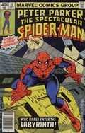 Spectacular Spider-Man (1976 1st Series) Mark Jewelers 35MJ