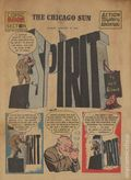 Spirit Weekly Newspaper Comic (1940) Jan 13 1946