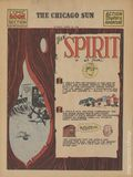Spirit Weekly Newspaper Comic (1940-1952) Apr 28 1946