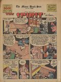 Spirit Weekly Newspaper Comic (1940-1952) May 5 1946
