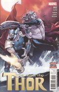 Unworthy Thor (2016 Marvel) 2E