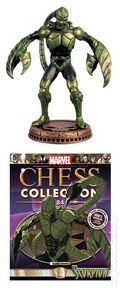 Marvel Chess Collection (2014- Eaglemoss) Figure and Magazine #084