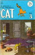 Adventures of Fat Freddy's Cat (1977-1992 Rip Off Press) #3, 1st Printing