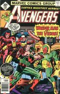 Avengers (1963 1st Series) Whitman Variants 158