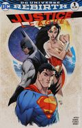 Justice League (2016) 1E