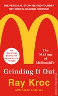 Grinding It Out SC (2016 St. Martin's Press) The Making of McDonald's 1-1ST