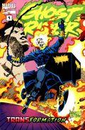 Ghost Rider Special Edition (1995 Marvel) Toy Biz Mini Comic 1