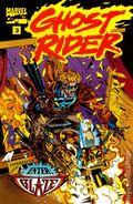 Ghost Rider Special Edition (1995 Marvel) Toy Biz Mini Comic 3