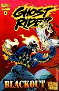 Ghost Rider Special Edition (1995 Marvel) Toy Biz Mini Comic 4