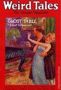 Weird Tales (1923-1954 Popular Fiction) Pulp 1st Series Vol. 11 #2