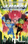 Chakra the Invincible TPB (2016- Graphic India) By Stan Lee 2-1ST