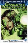 Green Lanterns TPB (2017- DC Universe Rebirth) 1-1ST