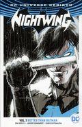 Nightwing TPB (2017-2018 DC Universe Rebirth) 1-1ST
