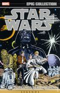 Star Wars Legends: The Newspaper Strips TPB (2017-2019 Marvel) Epic Collection 1-1ST