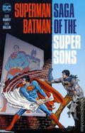 Superman/Batman Saga of the Super Sons TPB (2017 DC) 2nd Edition 1-1ST