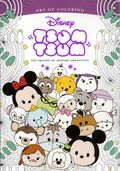Art of Coloring Tsum Tsum SC (2017 Disney Editions) 1-1ST