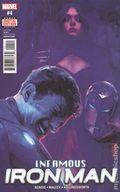 Infamous Iron Man (2016) Now 4