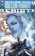 Justice League of America Killer Frost Rebirth (2017) 1A