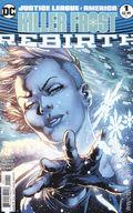 Justice League of America Killer Frost Rebirth (2017) 1A