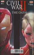 Civil War II The Oath (2016) 1A