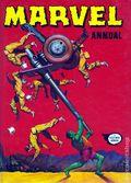Marvel Annual HC (1967-1978 World Distributors) UK Edition 1973