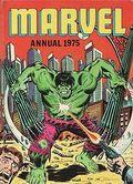 Marvel Annual HC (1967-1978 World Distributors) UK Edition 1975