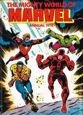 Marvel Annual HC (1967-1978 World Distributors) UK Edition 1978