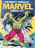 Marvel Annual HC (1967-1978 World Distributors) UK Edition 1977