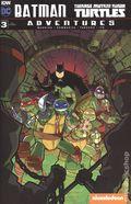 Batman Teenage Mutant Ninja Turtles Adventures (2016 IDW) 3RI