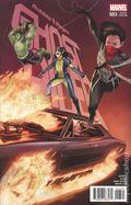 Ghost Rider (2016 Marvel) Robbie Reyes 3B