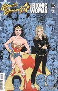 Wonder Woman '77 Meets the Bionic Woman (2016 Dynamite) 2B