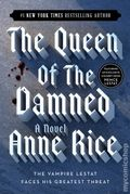 Queen of the Damned SC (1988 A Ballantine Books Novel) The Vampire Chronicles 1-REP