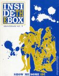 Inside the Box Sketchbook SC (2009 Identity Comics) 3-1ST