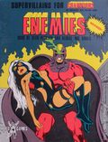 Enemies SC (1981 HG) Supervillains for Champions the Superhero Role-Playing Game DAC88