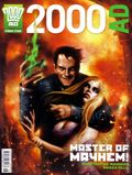 2000 AD (1977 IPC/Fleetway/Rebellion) UK 1708