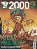 2000 AD (1977 IPC/Fleetway/Rebellion) UK 1863