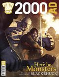 2000 AD (1977 IPC/Fleetway/Rebellion) UK 1891