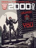 2000 AD (1977 IPC/Fleetway) UK 1984