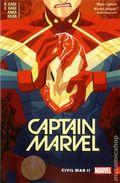 Captain Marvel TPB (2016-2017 Marvel) 2-1ST