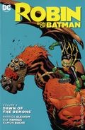 Robin Son of Batman TPB (2016 DC) 2-1ST