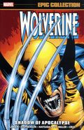 Wolverine Shadow of Apocalypse TPB (2017 Marvel) Epic Collection 1-1ST