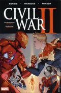 Civil War II HC (2017 Marvel) 1-1ST